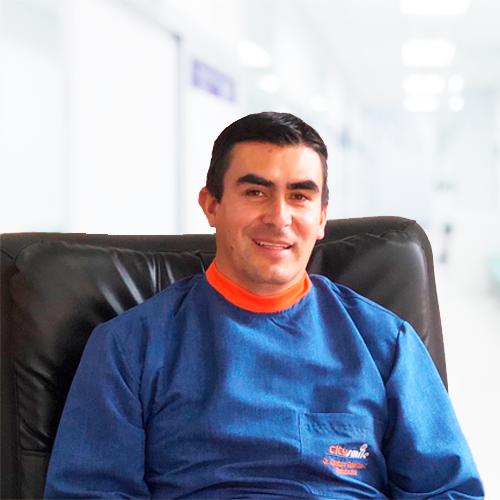 Dr Gabriel Rozo